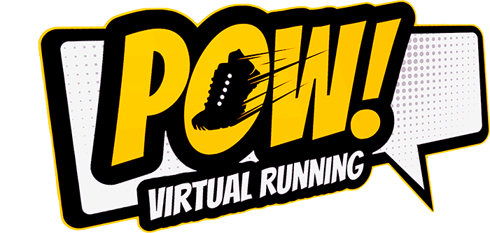 POW! Virtual Running