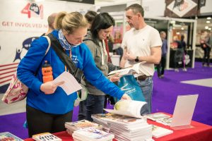 National Running Show Bloomsbury Books