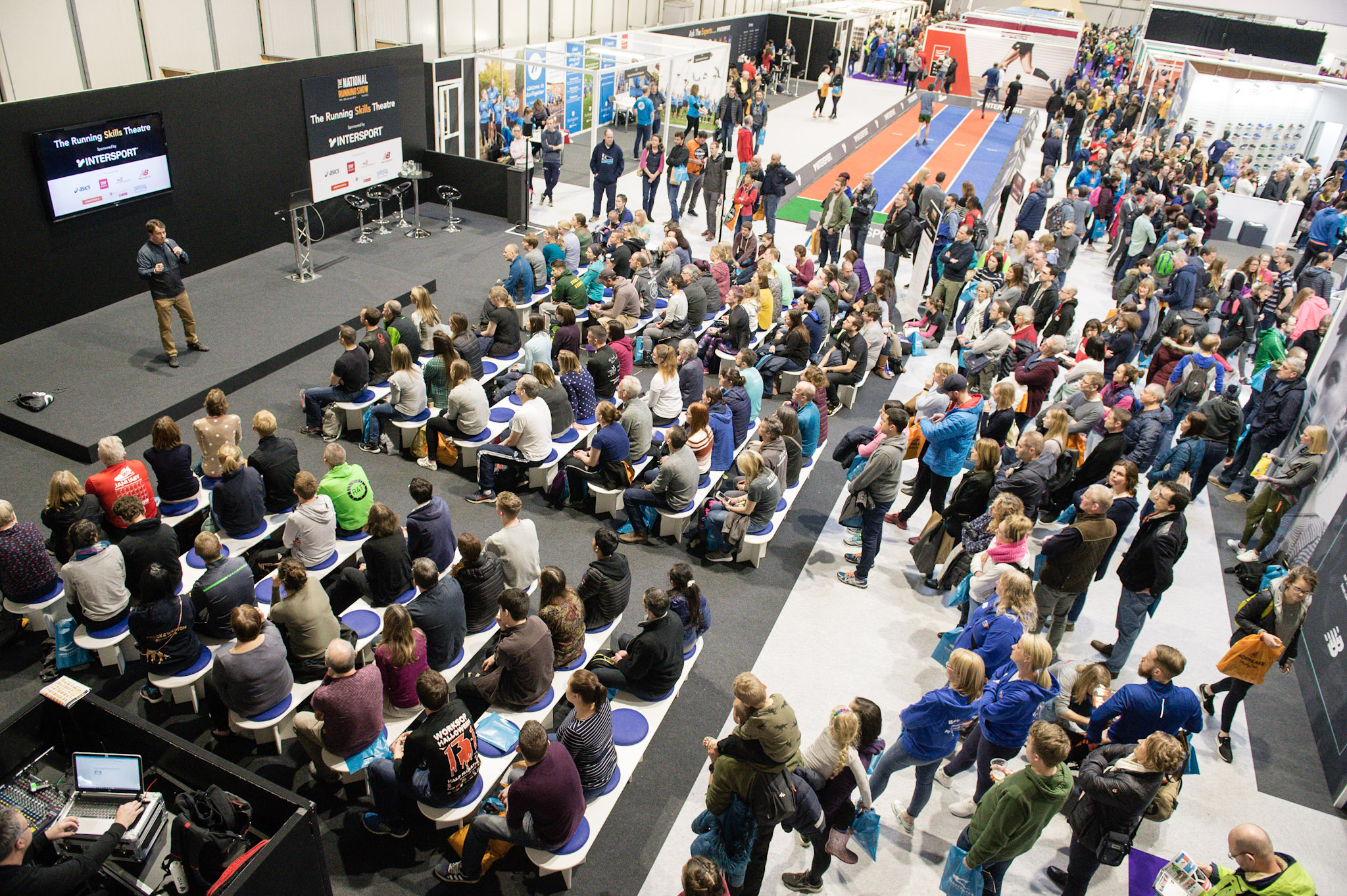 Intersport Zone The National Running Show